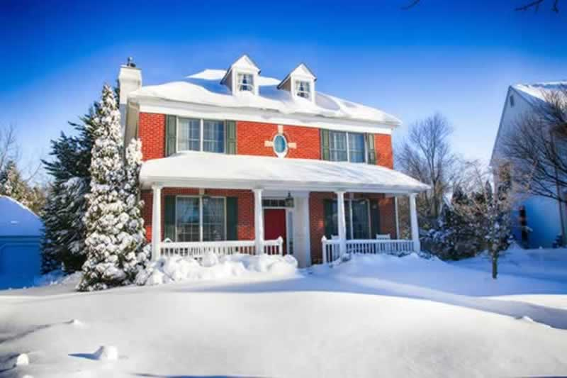 How to prepare your home for the cold weather