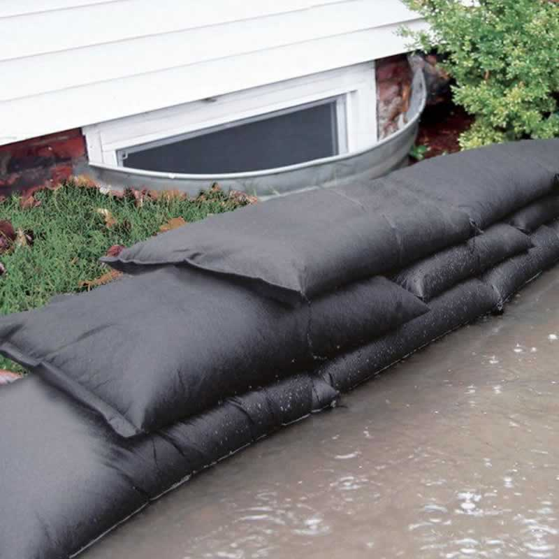 How to protect your home from flooding - flood barrier