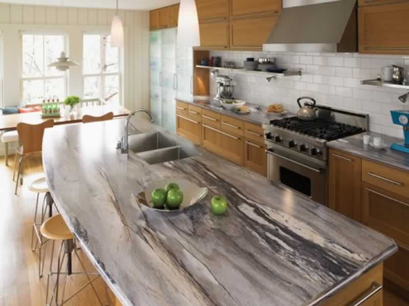 Replacing Your Kitchen Countertops