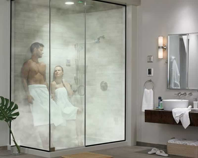 Steam Shower Installation Tips - home spa