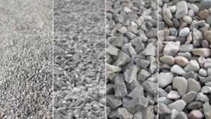 Types of Aggregates - construction aggregates