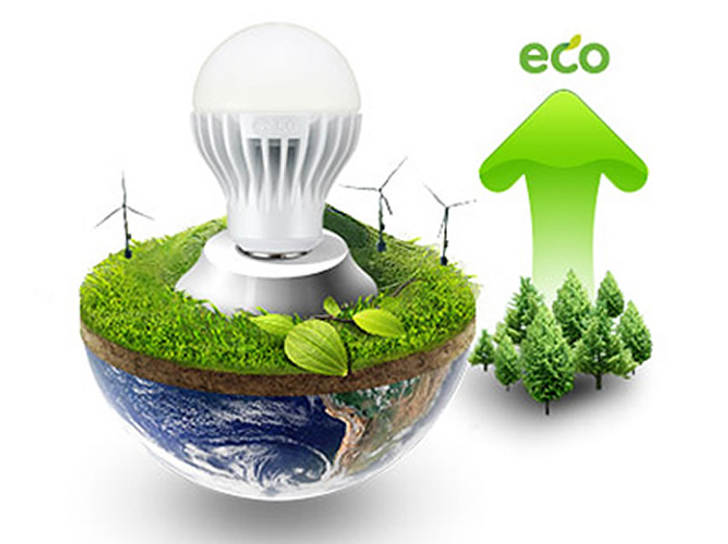 Ways to Make Your Home Eco-Friendly - lighting