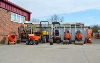 What are the benefits of plant hire - construction equipment