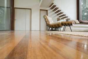 What is Engineered Wood Flooring - living room