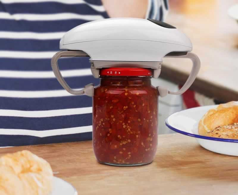 5 Life-Changing Appliances for the Elderly - automatic jar opener