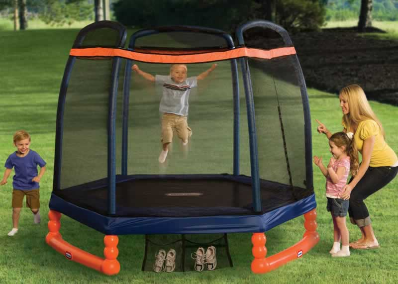 Best Trampoline Brands - small trampoline