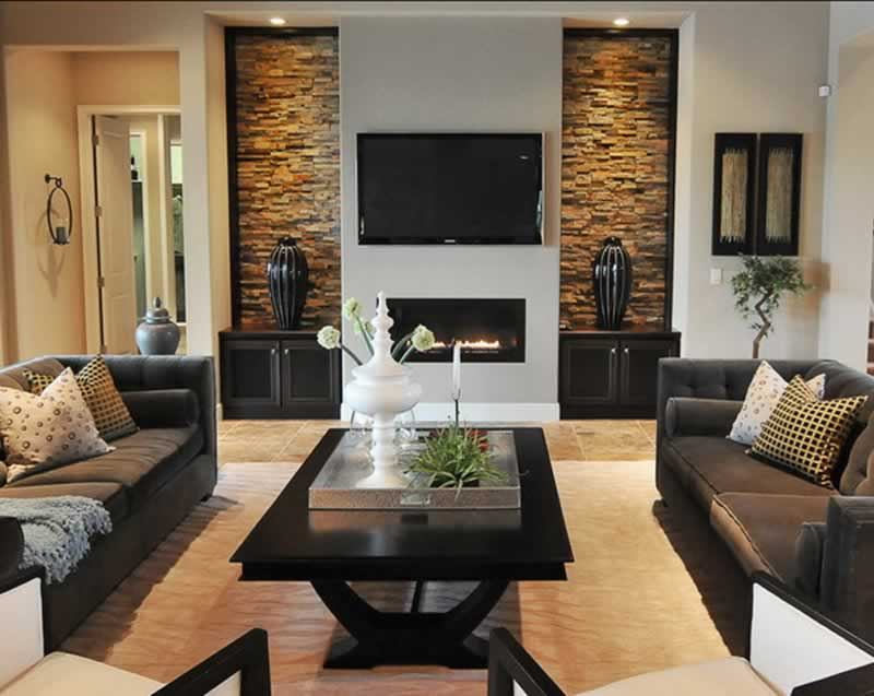 Bring Your Living Room to Life Without Spending A Fortune - contemporary design