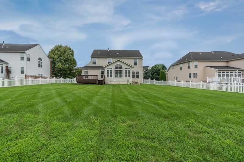 Consider These Factors Before You Purchase Your First New Build Home - lawn