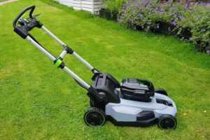 Cordless Garden Mowers - The Savings for Life