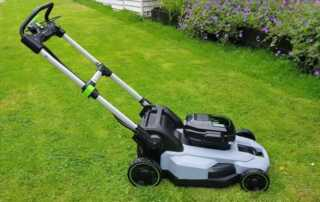 Cordless Garden Mowers - The Savings for Life