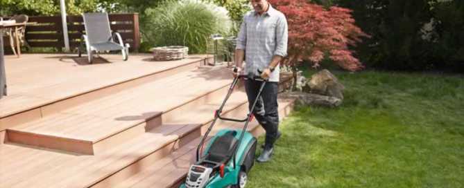 Cordless Garden Mowers - The Savings for Life - Bosch