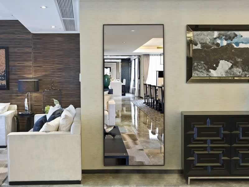 Decorate Home with Full-Length Mirrors