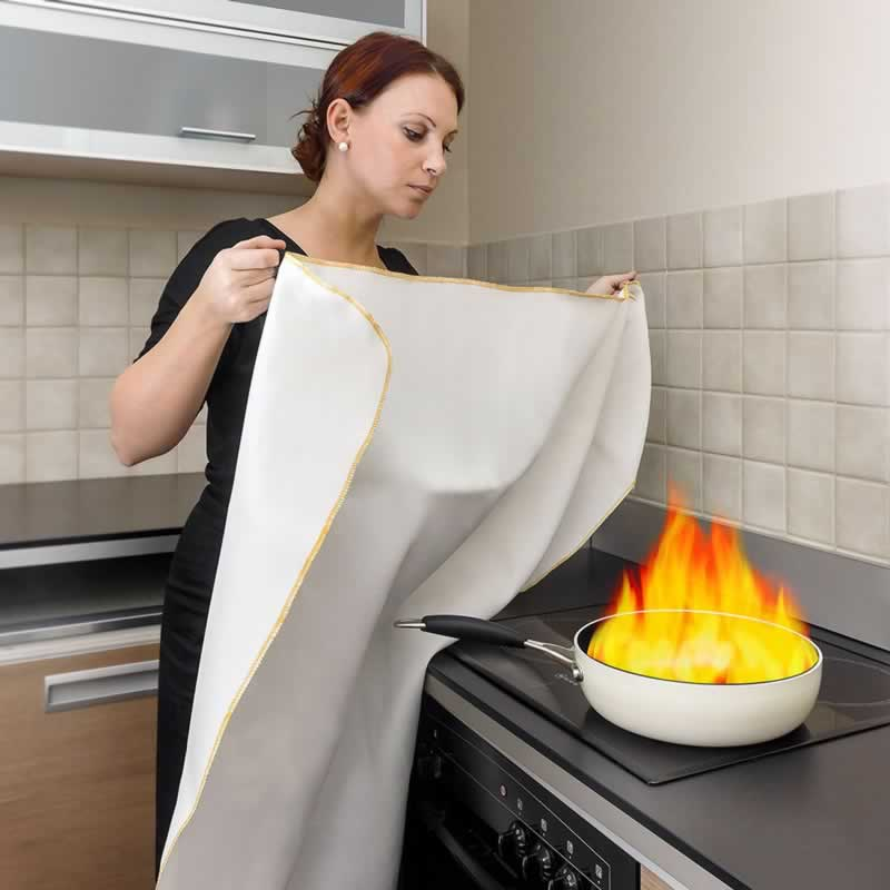 Essential Property Safety Services - fire blanket