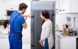 Finding the Perfect Appliance Repair Technician - refrigerator