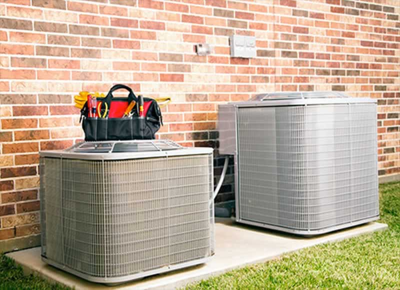 Hire a Professional to Install Heat Pumps