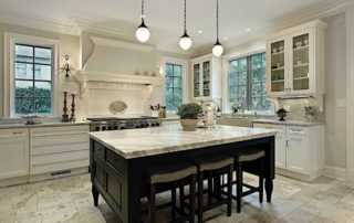 Home renovation survival guidelines for stressed homeowners - kitchen