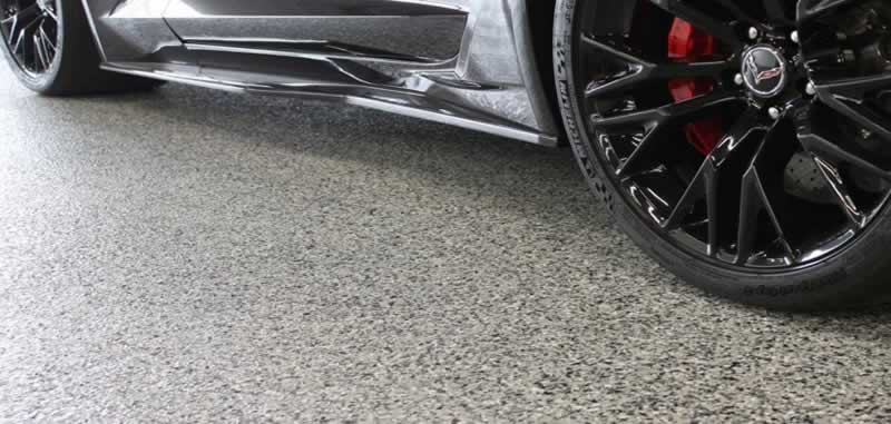 How Can Polyaspartic Coating Enhance the Lifespan of Your Garage Flooring
