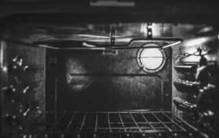 How To Choose The Best Countertop Convection Oven - inside the oven
