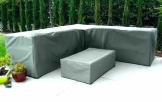 How To Protect Your Outdoor Furniture - covered furniture