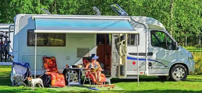 Packing For A Family Trip In The RV - camping