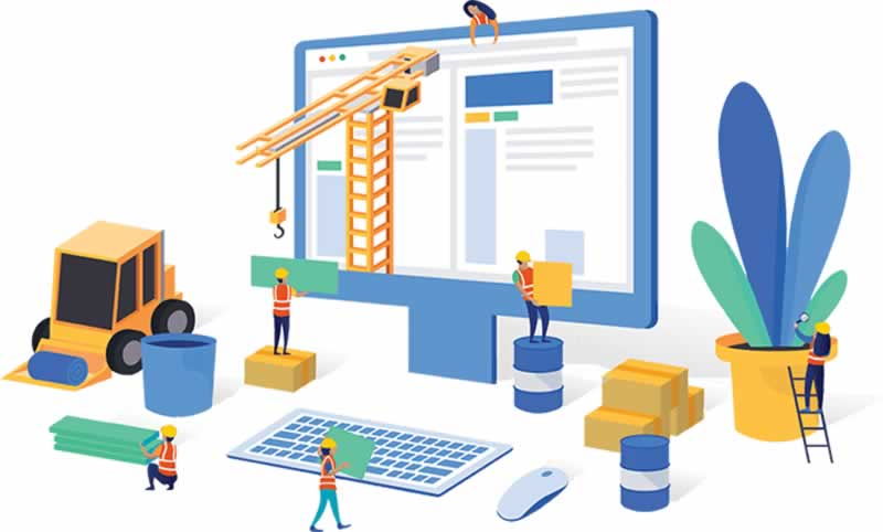 Project Management Construction Software - workers