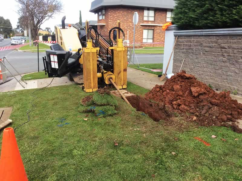 Tips for Selecting Underground Drilling Contractors - boring