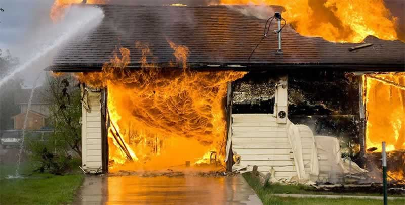 What You Need to Do After Fire Damage to Your Home
