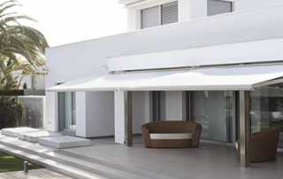 What are the benefits of industrial awnings - deck awning