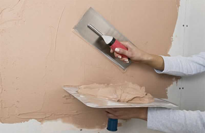 What are the benefits of plastering the wall- plastering wall