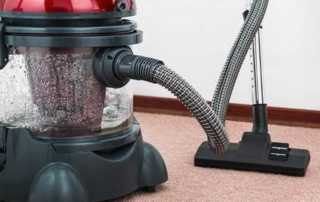 Your Health Depends on Your Carpet's Condition - vacuum