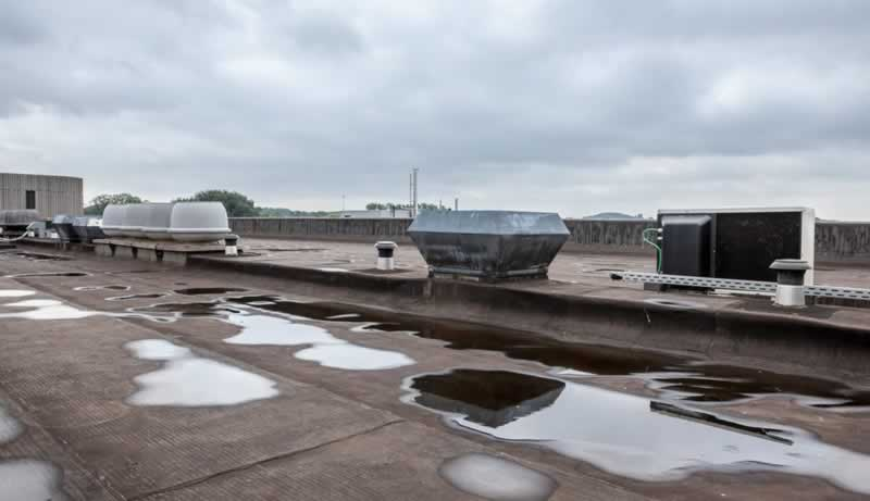 3 Roofing Issues That Your commercial Property May Experience