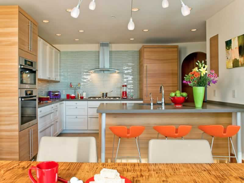 5 Easy Kitchen Decorating Ideas