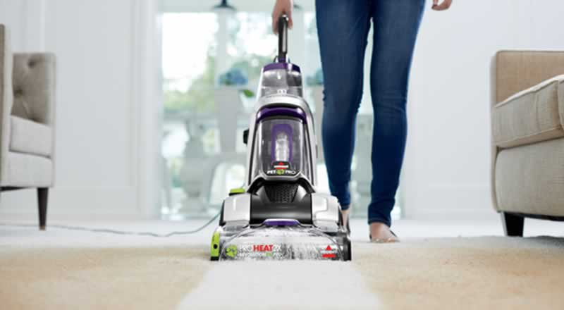 7 Effective Ways To Keep Your Carpet Clean And Fresh All Year Long - vacuum