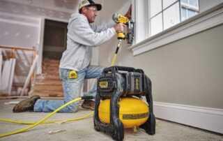 Advantages of Using a Portable Air Compressor