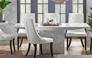 Buying Guide for the Best Australian Dining Chairs - leather chairs