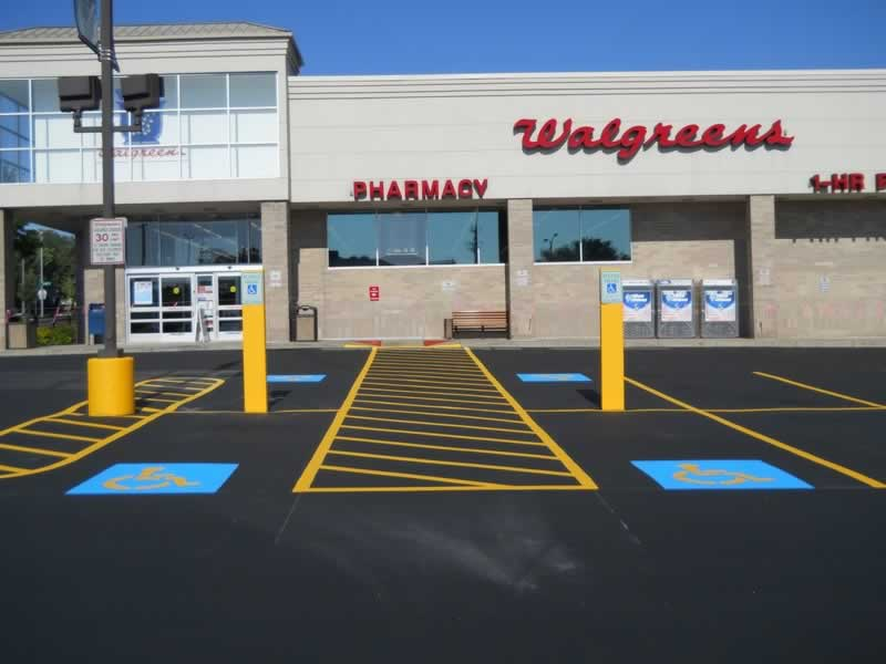 Commercial Parking Lot Standards to Check With Your Contractor - parking lot