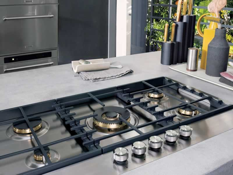 Factors to Consider when Choosing a Kitchen Hob - gas hob