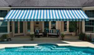 How to Choose the Best Color for Your Retractable Awning