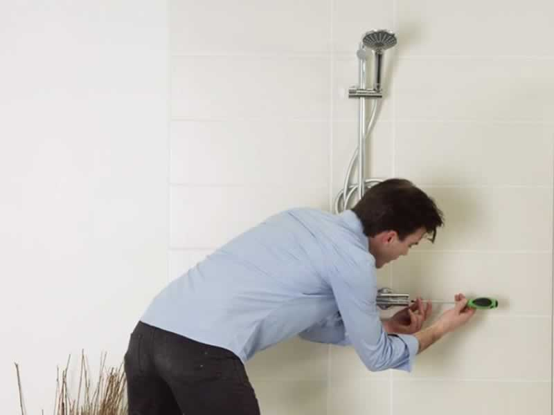 How to Fix a Thermostatic Shower Valve