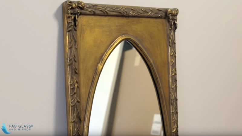 Modern Wall Mirror Design Trends - vintage mirror