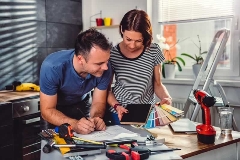 Steps in Planning Your Home Remodel
