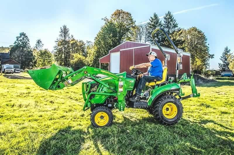 Things To Consider Before Buying A Tractor For Your Farm - compact tractor