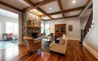 Three Ways to Make a Home Shine - wood floors