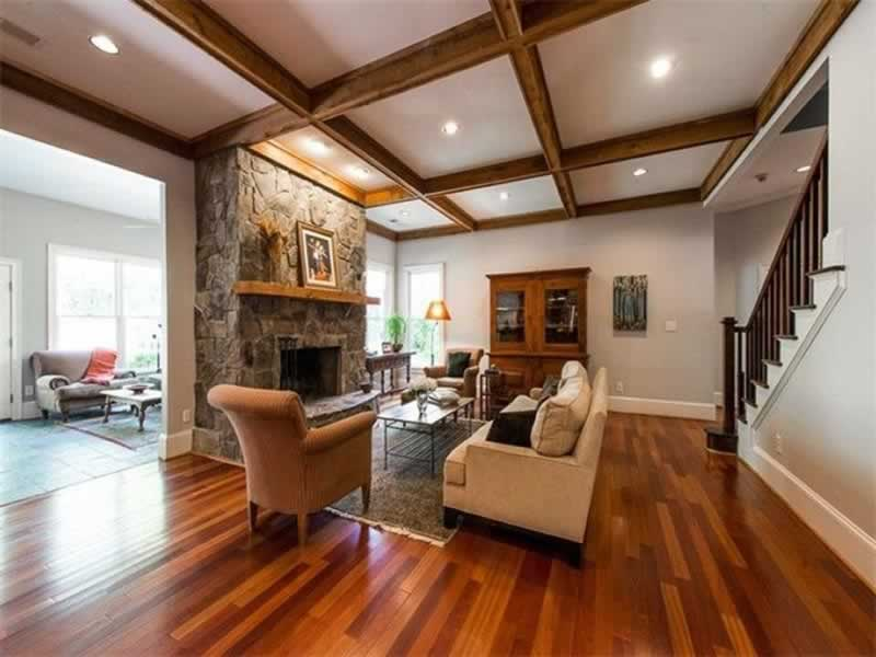 Three Ways to Make a Home Shine - wood floors