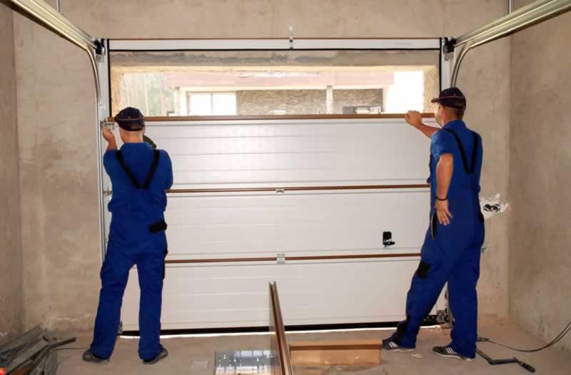 Why Garage Door Repair Is Just As Important As Other Repairs - repairmen