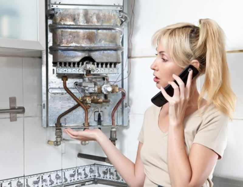 5 Most Common Plumbing Issues and What You Can Do - water heater