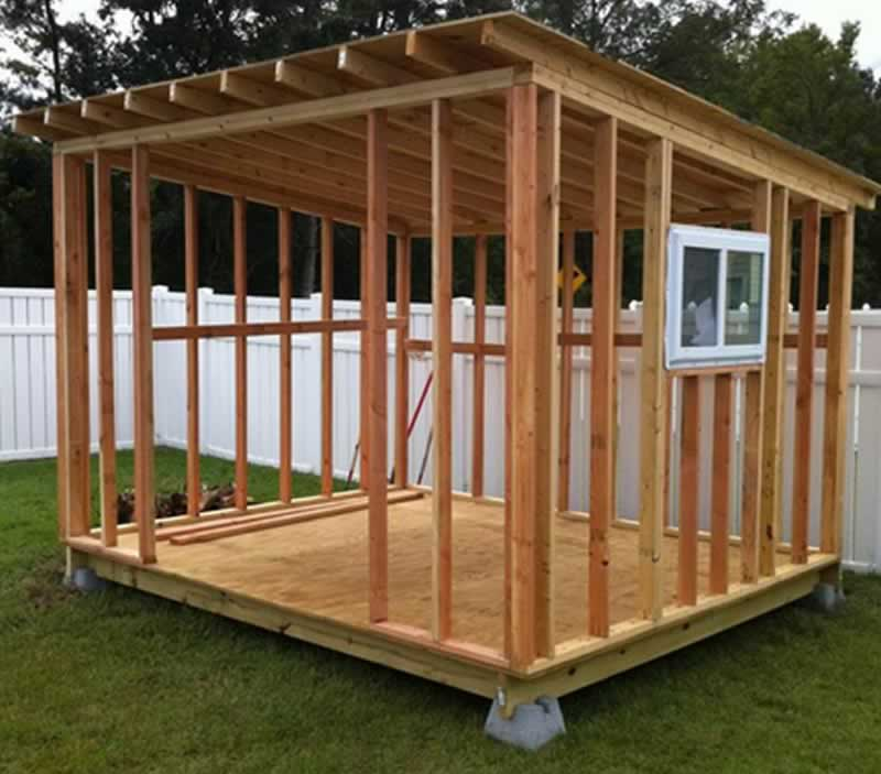 5 Tips for Building a Lasting Garden Shed