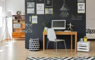 8 Stunning Ideas of Сorners Interior Design - working area