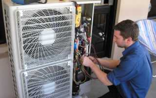 Air Conditioner Installation Guide - outdoor unit