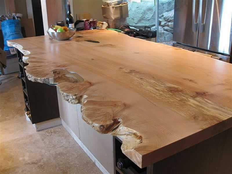 Best Home Improvement Trends and Ideas For 2020 - slab countertop